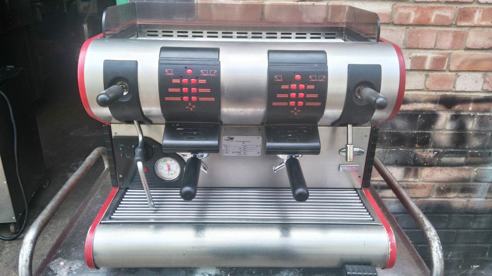 La San Marco Sprint E Coffee Espresso Machine Istanbul